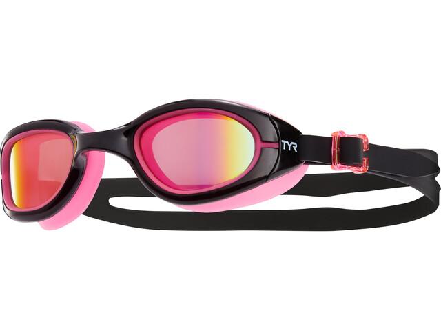 TYR Special Ops 2.0 - Gafas de natación Mujer - Polarized rosa/negro